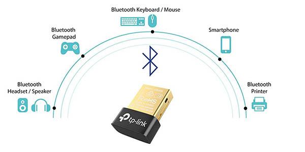 Adaptador USB TP-Link UB400 Bluetooth 4.0 barato