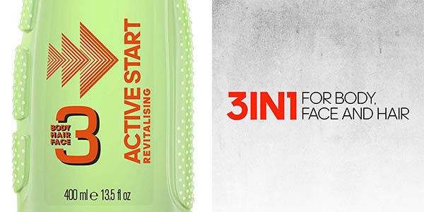 Adidas Active Start Gel de ducha para el gimnasio pack ahorro