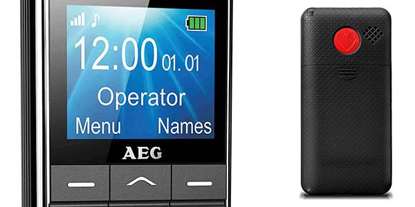 AEG M250 smartphone para personas mayores con teclas grandes chollo