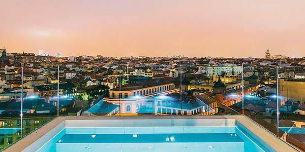 alojamiento céntrico en Madrid Gran Vía oferta