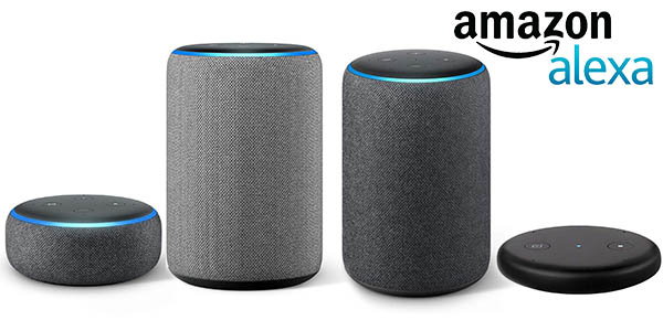 Altavoces inteligentes Amazon Echo