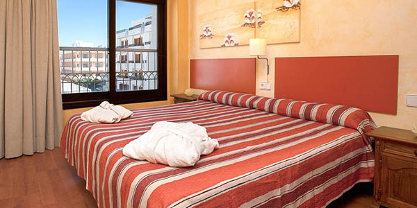 Apartamentos Parot Quality alojamiento barato en Ibiza