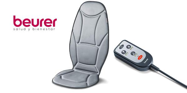 Funda asiento Beurer MG155 de masaje vibratoria barata en Amazon