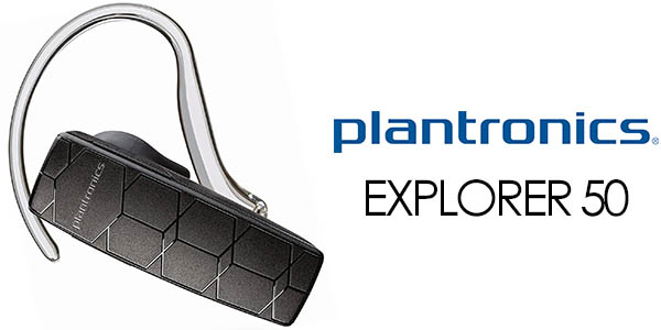 Chollo Auricular manos libres Plantronics Headset Explorer