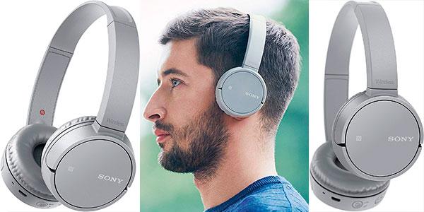 Auriculares Sony WH-CH500H inalámbricos con diafragma de 30 mm en oferta