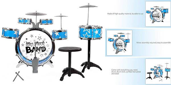 batería musical infantil Tauser Fighting Jazz Musical Toys oferta