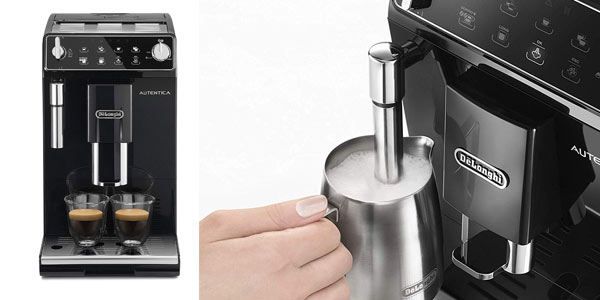 Cafetera automática De'Longhi Etam 29.510.B barata en Amazon