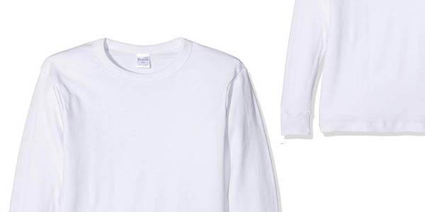camiseta térmica para niños marca Abanderado chollo