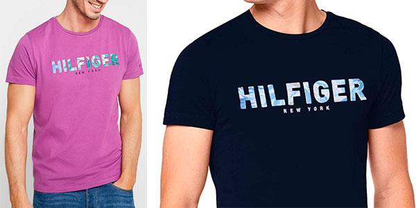 Camiseta Tommy Hilfiger Applique para hombre barata