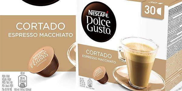 Cápsulas Nescafé Dolce Gusto Macchiato oferta