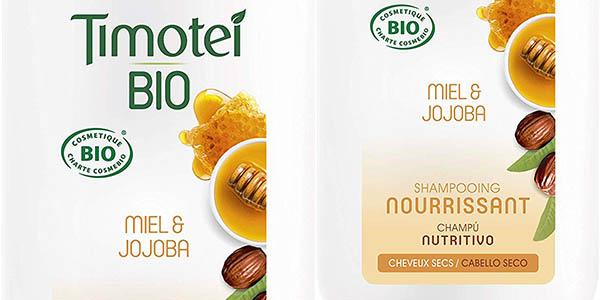 Champú Timotei Bio Nutritivo oferta