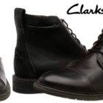 Chollo Botines Clarks Clarkdale Hill para hombre