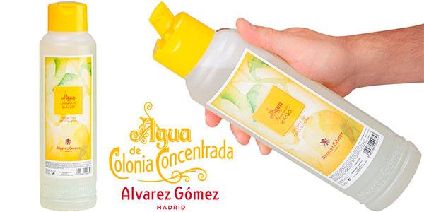 Chollo Agua Fresca de Baño Álvarez Gómez de 750 ml