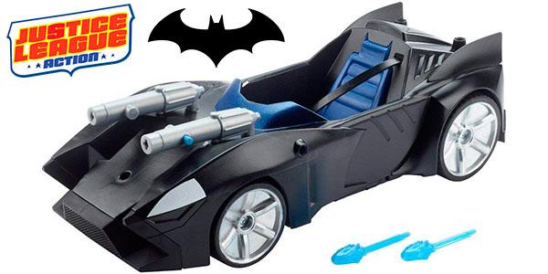 Chollo Batmóvil de DC Justice League