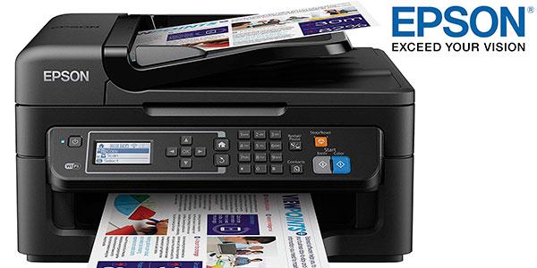 Chollo Impresora multifunción Epson Workforce WF-2630WF de tinta con Wi-Fi