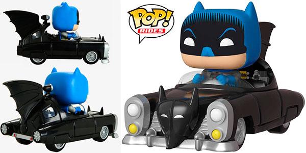 Chollo Figura Batman (1950) con Batmóvil de Funko-Pop Rides