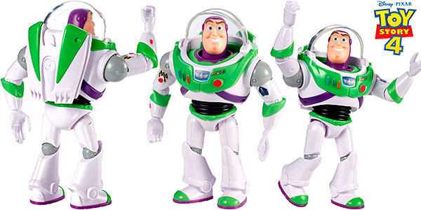 Chollo Figura Buzz Lightyear de Toy Story 4