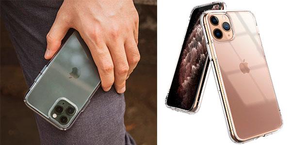 "Chollo Funda transparente Ringke Fusion para iPhone 11 Pro 5,8"""