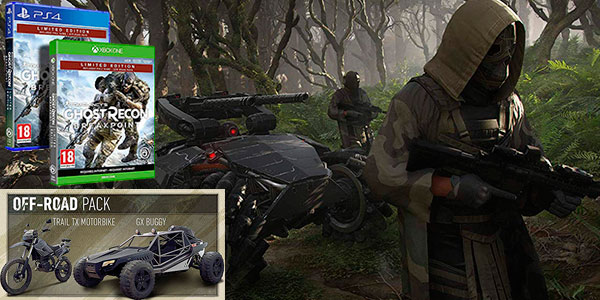 Chollo Ghost Recon Breakpoint