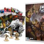 Chollo Juego Star Wars Imperial Assault: El reino de Jabba (expansión)