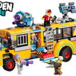 Chollo Autobús de Intercepción de LEGO Hidden Side con 6 minifiguras