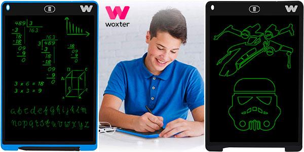 """Chollo Pizarra electrónica Woxter Smart Pad 120 de 12"""" con lápiz táctil"""