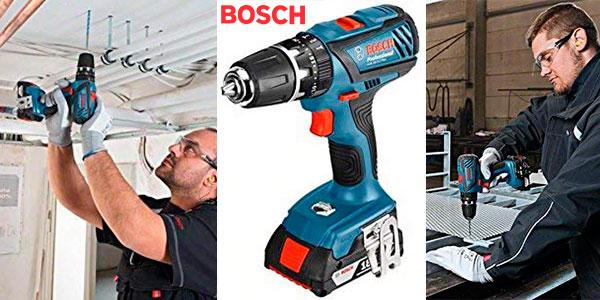 Chollo Taladro Bosch Professional GSB 18-2-LI