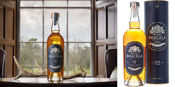 Chollo Whisky Royal Brackla de 12 años de 1.000 ml
