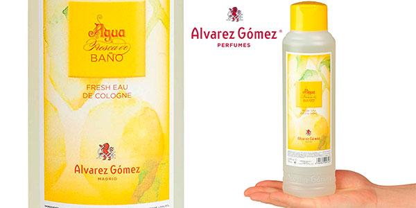 Agua Fresca de Baño Álvarez Gómez de 750 ml barata