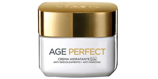Crema hidratante de Día L'Oreal Paris Age Perfect para pieles maduras de 50 ml chollo en Amazon