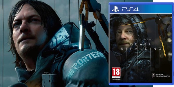 Death Stranding Barato PS4