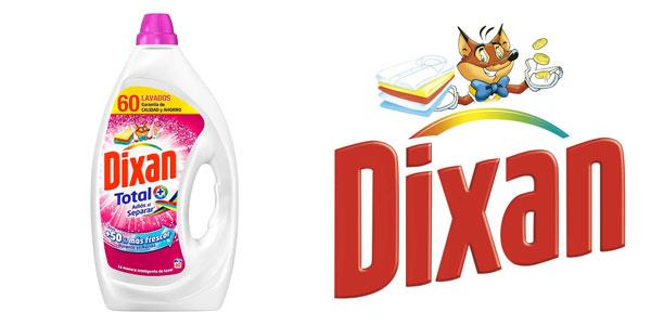 Detergente líquido Dixan Adiós al Separar barato en Amazon