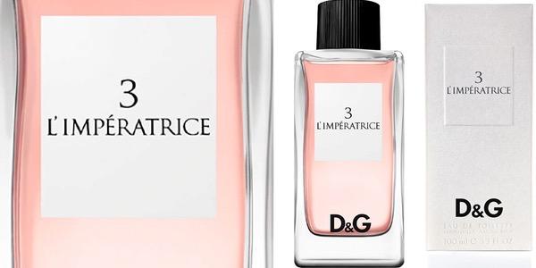 Dolce & Gabbana 3 L'Imperatrice al mejor precio