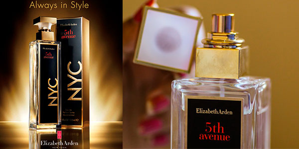 Eau de parfum Elizabeth Arden 5th Avenue NYC de 125 ml en oferta