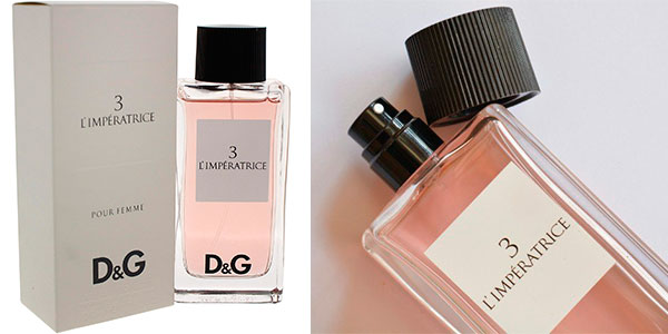 Eau de toilette Dolce & Gabbana 3 L'Imperatrice de 100 ml para mujer barata
