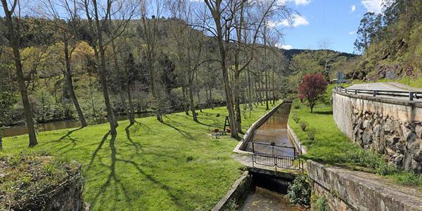 escapada rural para hacer senderismo en Cabezón de la Sal Cantabria chollo