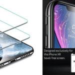 ESR protector de cristal templado para iPhone X Pro XS barato
