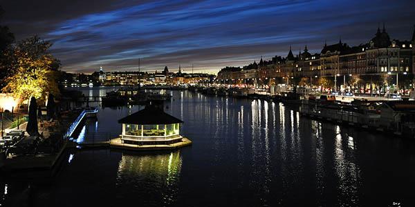 Estocolmo escapada de fin de semana chollo