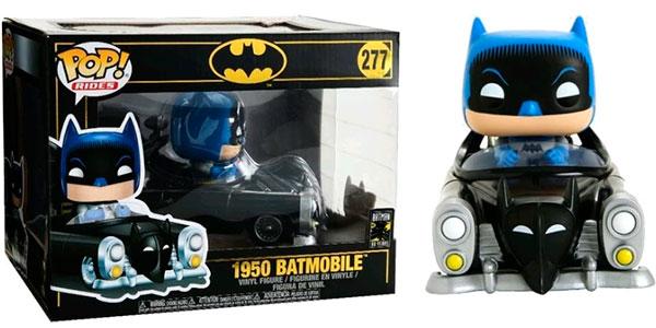 Figura Batman (1950) con Batmóvil de Funko-Pop Rides en oferta