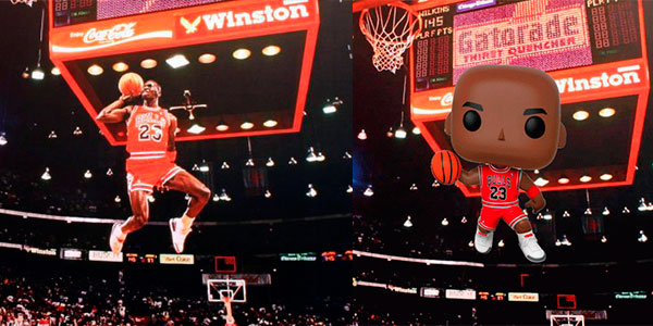 Funko Michael Jordan barato