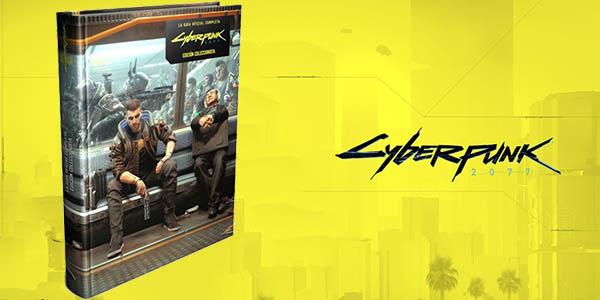Guía Oficial completa Cyberpunk 2077