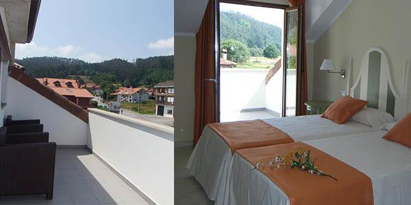 Hotel Cabezón de la Sal relación calidad-precio estupenda