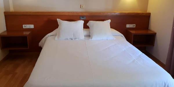Hotel Estel alojamiento barato Berga