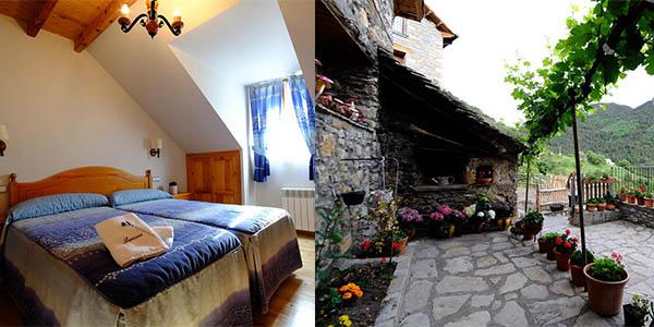 Hotel de montaña Lamiana chollo