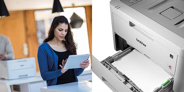 Impresora láser Brother HL-L3210CW color en Amazon
