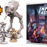 Chollo Juego Star Wars Imperial Assault: El corazón del Imperio (expansión)