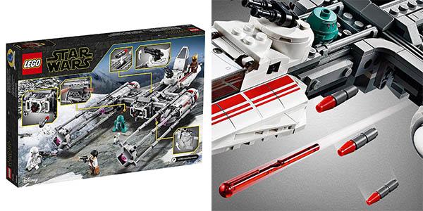 juego de construcción LEGO Star Wars TM Caza Estelar chollo