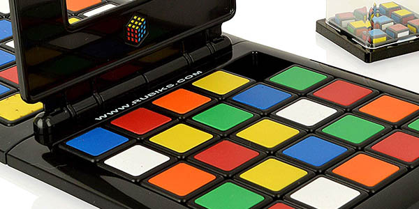 juego de mesa de estrategia Rubik's Race chollo