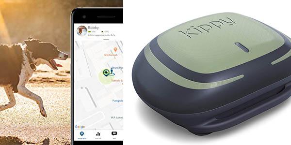 Kippy V Pet Tracker by Vodafone localizador GPS para perros a precio de chollo