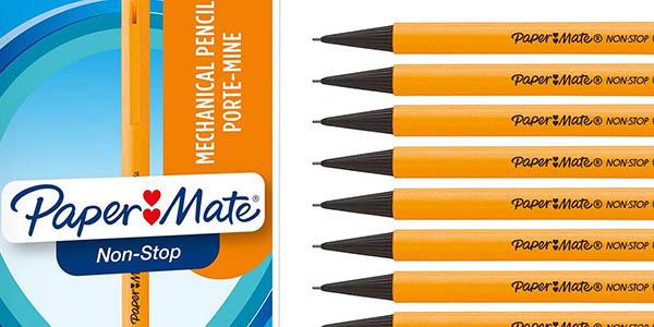 lápiz portaminas PaperMate Non-Stop pack ahorro